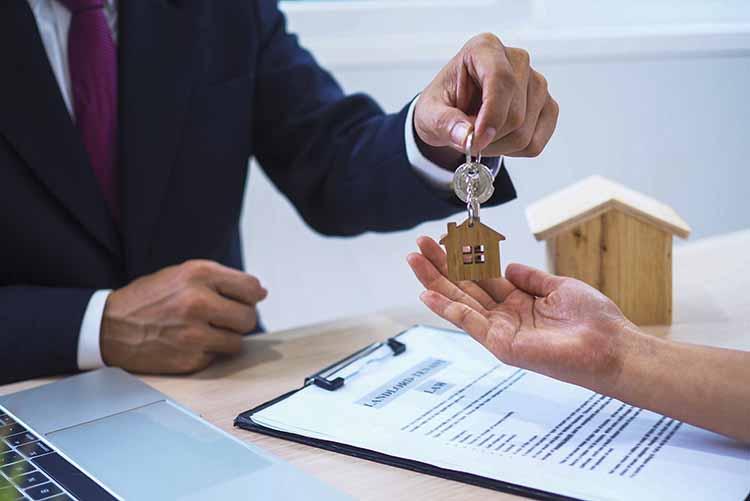 entrega llaves vivienda