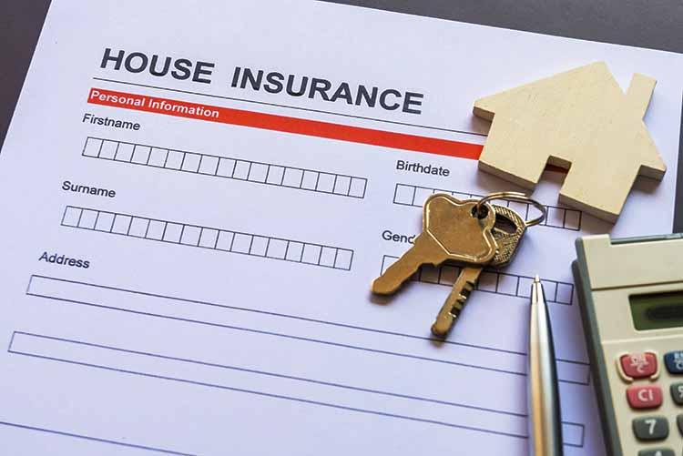 llaves casa calculadora poliza seguro casa